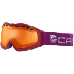 Cairn Freeride, skibriller, vinrød