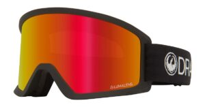 Dragon DX3 Black Goggles 2020