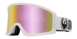 Dragon DX3 White Goggles 2020