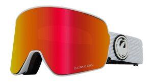 Dragon NFX2 PK White Goggles 2020