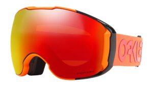 Oakley Airbrake XL Factory Pilot Progress Prizm Torch & Prizm HI Pink Goggles 2020