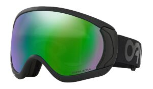 Oakley Canopy Factory Pilot Blackout Prizm Jade Goggles 2020