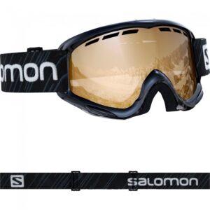Salomon Juke, skibriller, sort