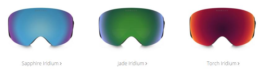 Sapphire Iridium Jade Iridium Torch Iridium