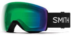 Smith Skyline XL Black/Everyday Green Mirror Goggles 2020