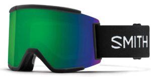 Smith Squad XL Black/Sun Green Goggles 2020