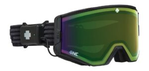 Spy Ace EC Digital Black Goggles