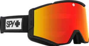 Spy Ace Essential Black Goggles 2020