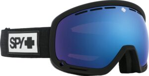 Spy Marshall Essential Black/Blue Spectra Goggles 2020