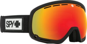 Spy Marshall Essential Black/Red Spectra Goggles 2020