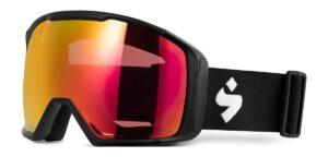 Sweet Protection Clockwork Max BLI Matte Black RIG Topaz / RIG Light Amethyst Goggles 2020