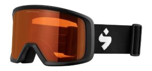 Sweet Protection Firewall Matte Black / Orange Goggles 2020