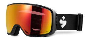 Sweet Protection Interstellar BLI Matte Black RIG Topaz / RIG Amethyst Light Goggles 2020